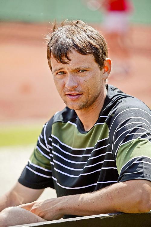 Ján Krošlák, bývalý tenista: