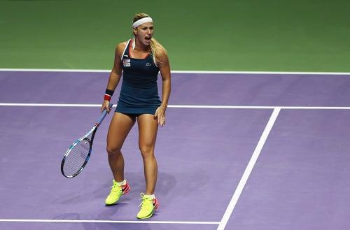 Dominika Cibulková vo finále