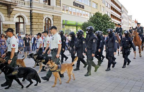 Policajné odbory chcú zorganizovať