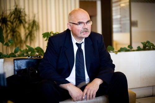 Peter Vačok, bývalý vyšetrovateľ.