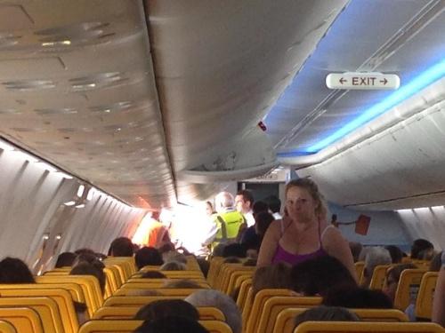Ryanair predal letenku navyše.