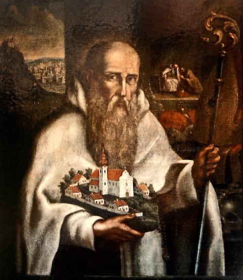 Sv. Romulad, zakladateľ rádu