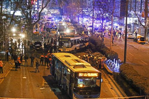 V Turecku bolo niekoľko