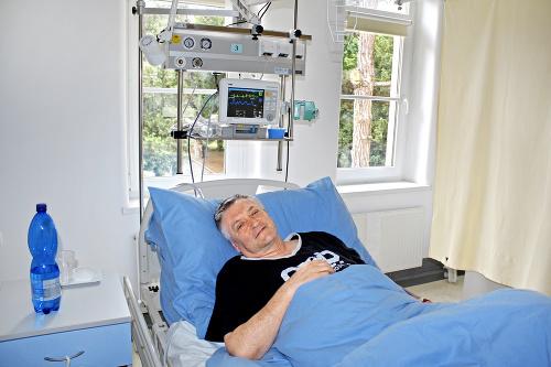 Pacient Ivan Raček