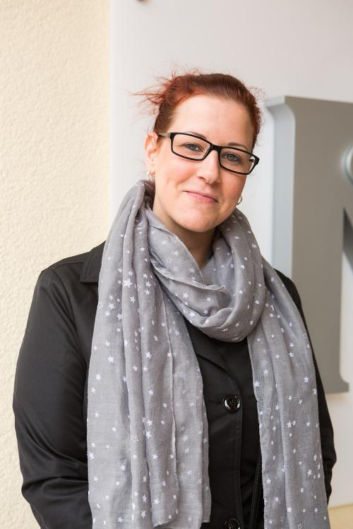 Pacientka Kristína Pašeková
