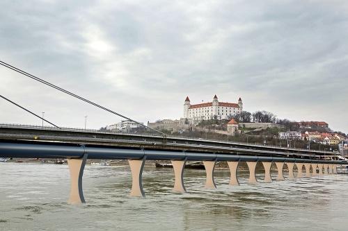 Slovensko sa vďaka supervlaku