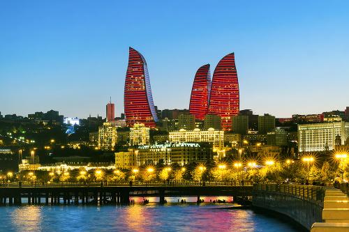 Azerbajdžan.