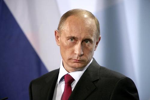 Putinove problémy: Z ropy