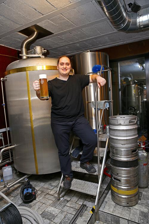 Najmladšie: Ružinovský pivovar Komín,