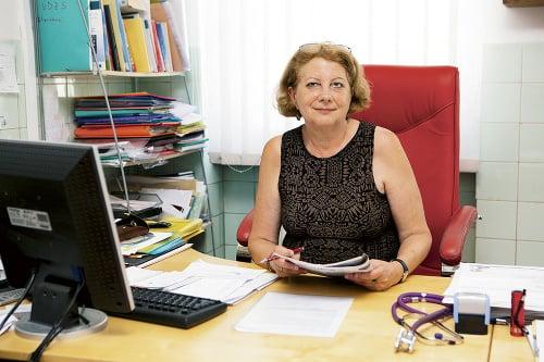 Katarína Šimovičová, pediater: Deti