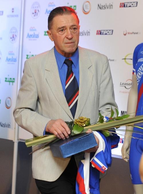 Karol Pátek (76).