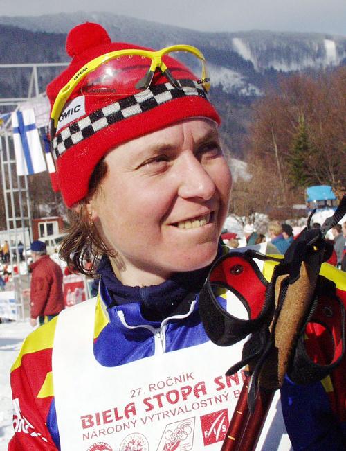 Alžbeta Havrančíková (52).
