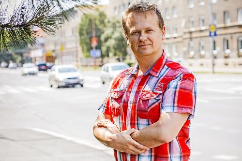 Analytik Jozef Drahovský
