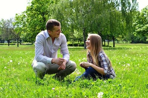 Boris a Marcelka sa