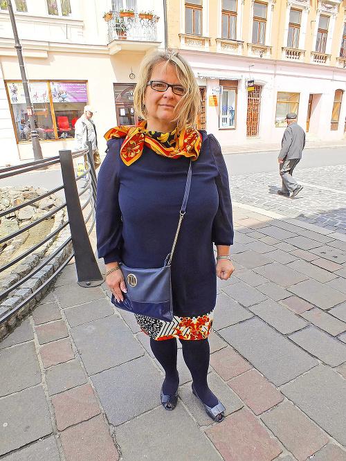 Viera (50), bankárka, Košice