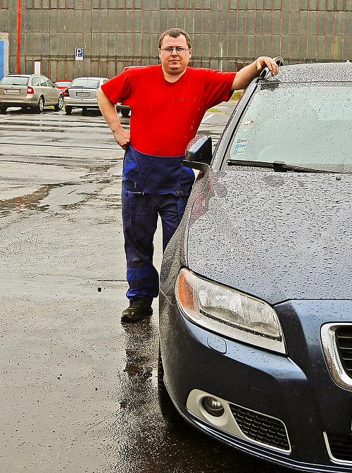 Ján (34), automechanik, Banská