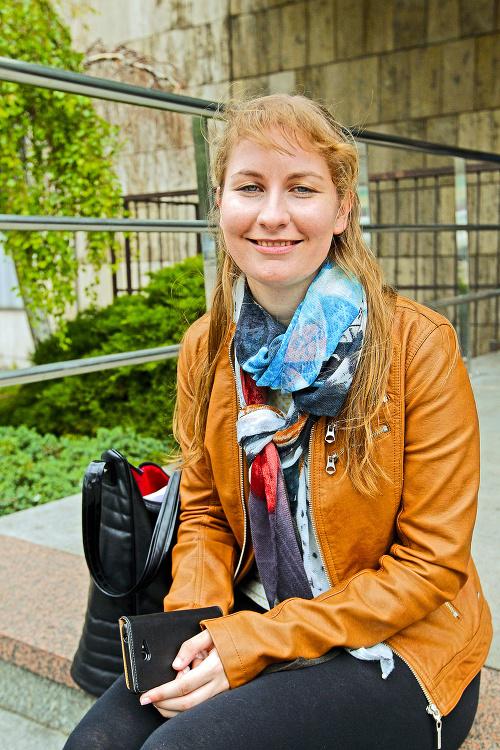 Terka (24), študentka, Prašice