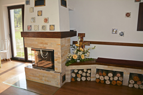 Novodobé zariadenie: Malý domček