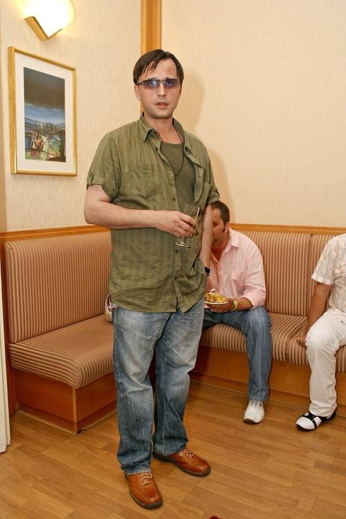 2010: Grigorov mal pár