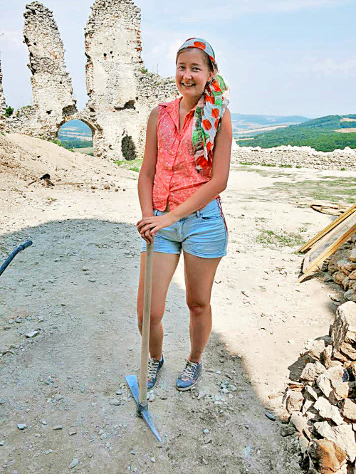 Anna Doronena z Ruska.