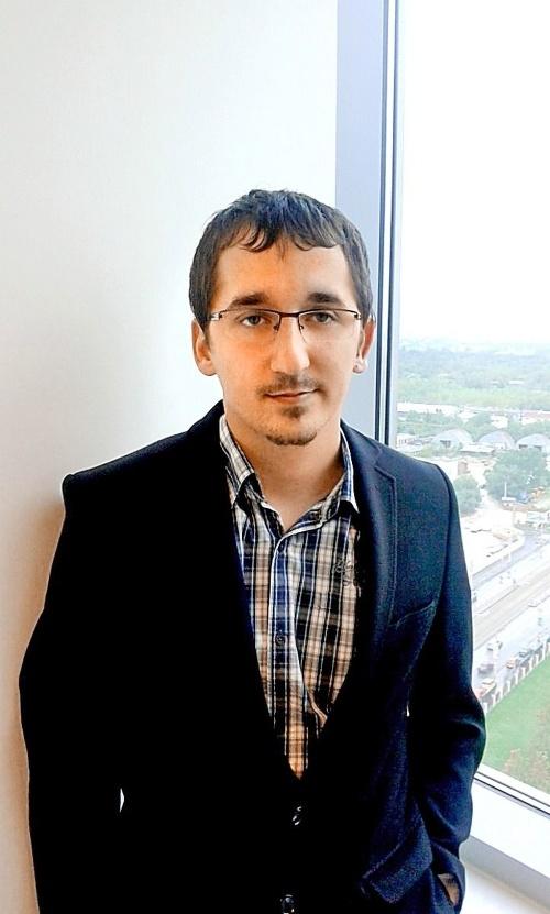 Martin Reguli, analytik F.