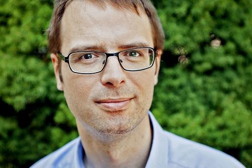 Tomáš Szalay, výkonný riaditeľ