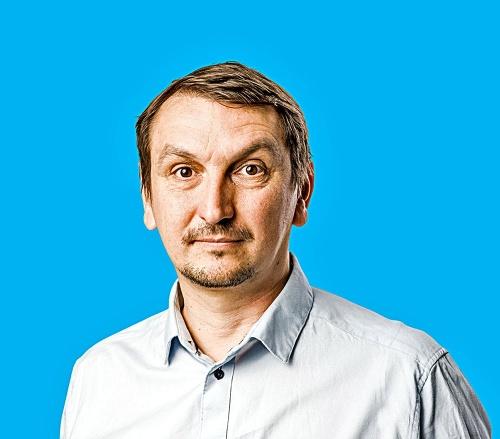 Juraj Hipš, analytik z