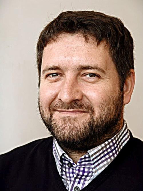 Dušan Zachar, analytik INEKO