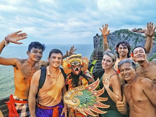 Bali: Pri návšteve Indonézie