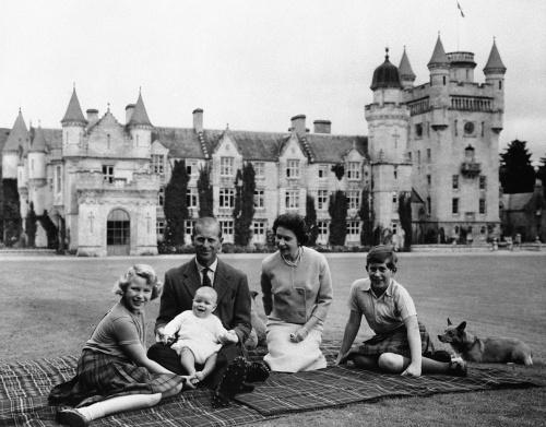 September 1960: Kráľovná Alžbeta