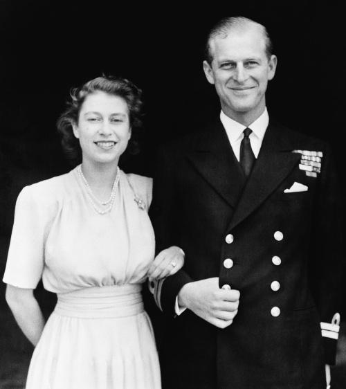 Britský kráľovský pár na