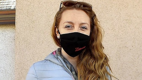 Alžbeta Gajdošová-Keruľová (30), PR