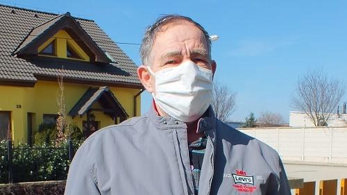 Milan Kotulič (65), dôchodca,