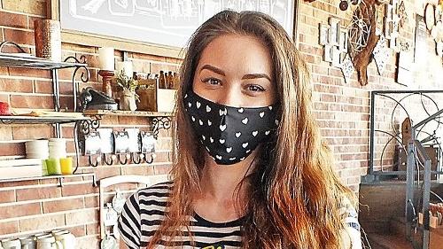 Veronika (25), čašníčka, Košice