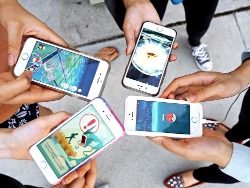 Pokémon Go: Hra v