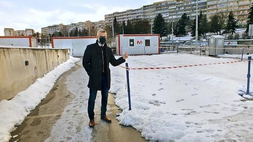 Poslanec Miroslav Špak pred