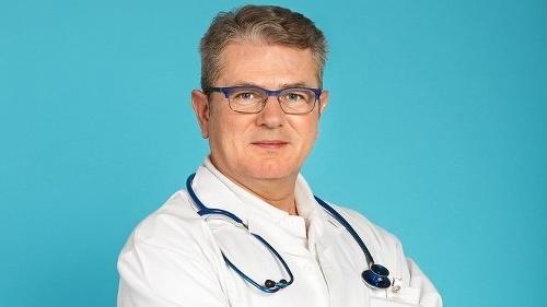 Miloš Bubán, gastroenterológ