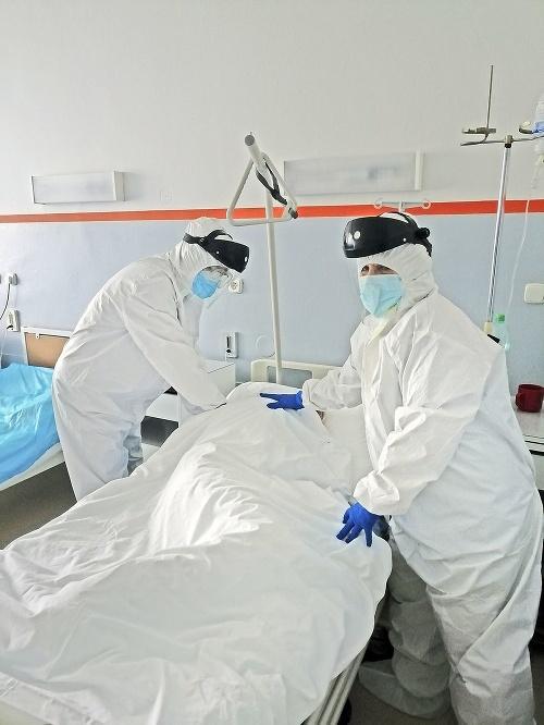 Takto sa zdravotníci vo