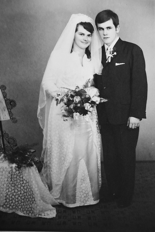 1970 - Manželia sa