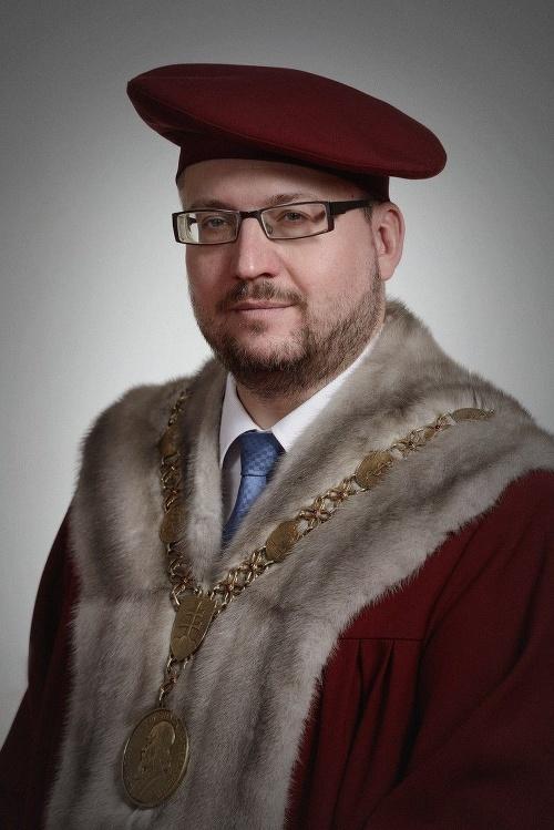 Rektor Univerzity Komenského v