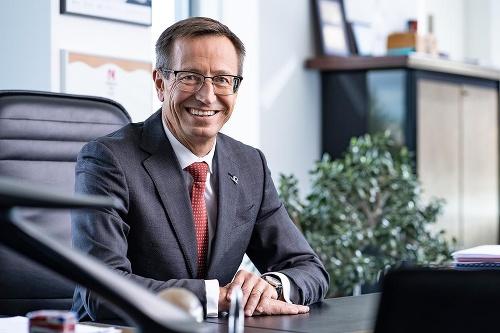 Martin Žáček, generálny riaditeľ