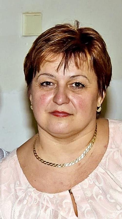 riaditeľka Marianna Ščerbáková