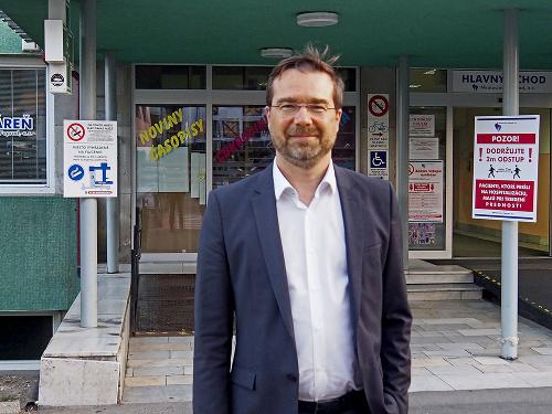 minister Marek Krajčí