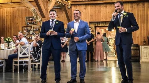 Na Šipošovej svadbe sa