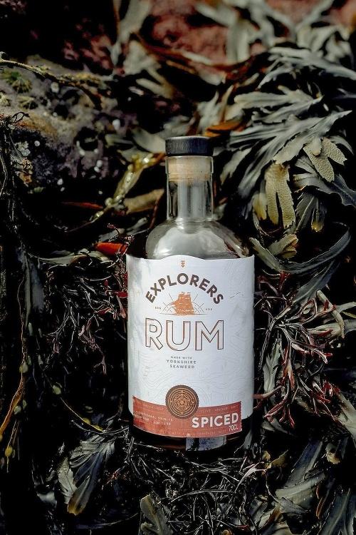 Rum s príchuťou morských