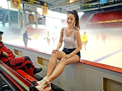Na zimnom štadióne