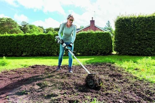 Prevzdušnená pôda uľahčuje prísun