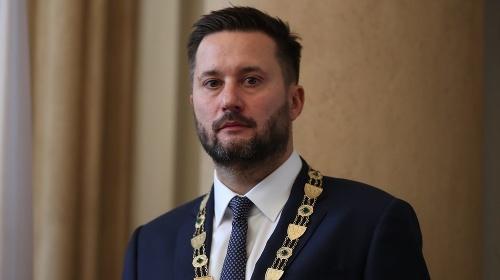 primátor Matúš Vallo