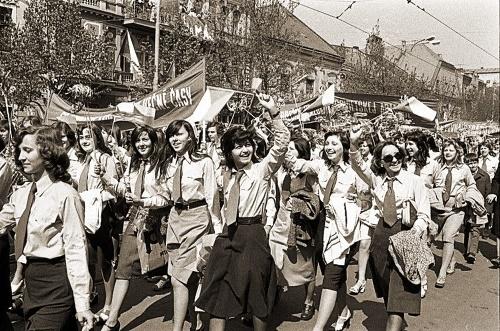Košice 1976: V sprievodoch