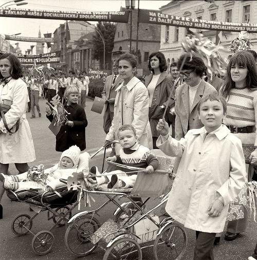 Trnava 1974: Na oslavy